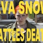 Ava Snow Battles Death fantasy-horror-comedy series