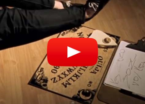 Ouija Board have you ever tried it Zozo Demon Ouija Board