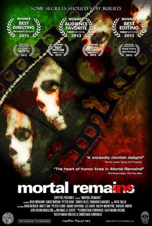 Mortal Remains horror movie