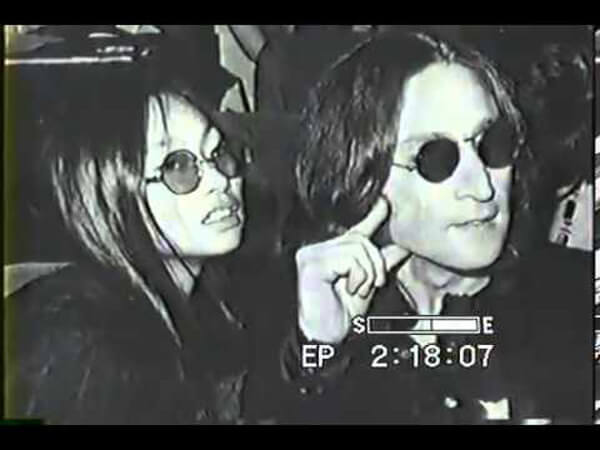 john lennon ufo sighting