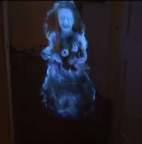 Hologram Ghost