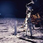 Neil Armstrong: On the Moon we were ordered by aliens to move away