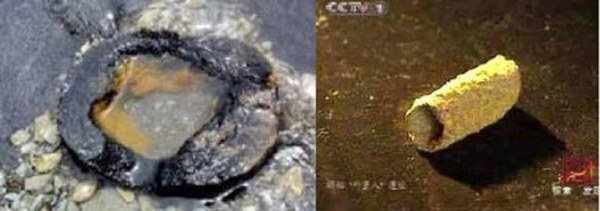 Mysterious 150,000 Year-Old Pipework Discovered Under Chinese Pyramid