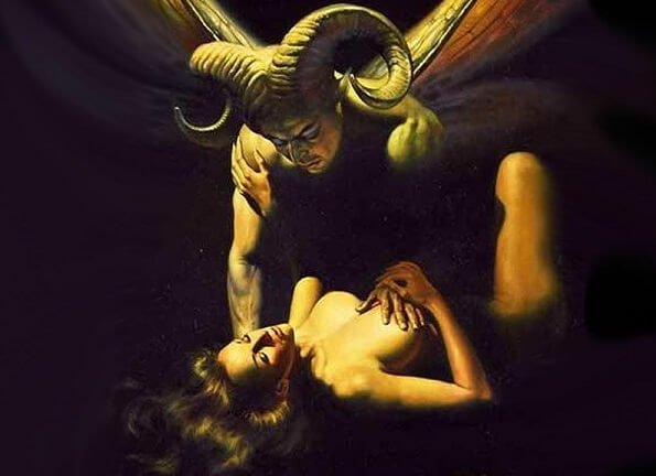 Getting Rid of A Succubus or Incubus