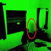 Ghost Caught on Video