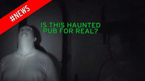 haunted pub
