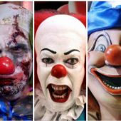 Real Life Mass Grave of Clowns