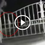 Real ghost caught on tape at haunted asylum