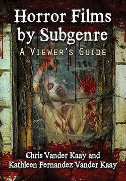 Horror Films by Subgenre cover
