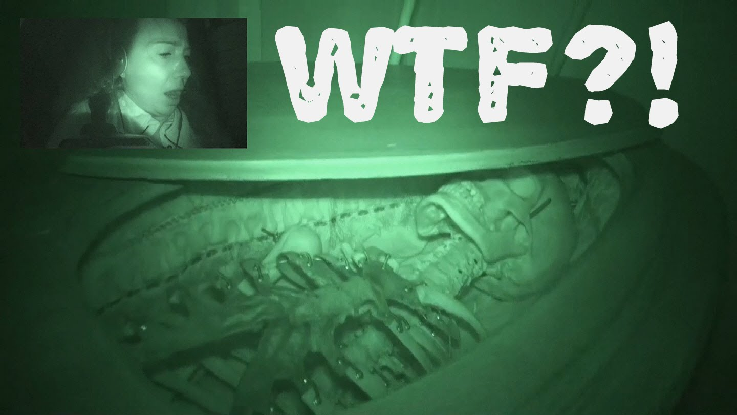 Ghost Hunter Finds Human Skeleton Inside Haunted Funeral Home The