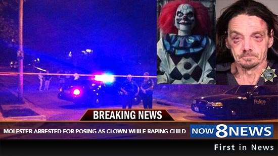 Babysitter Discovers \'Clown Doll\' In Kid\'s Room Was A Real Person ...