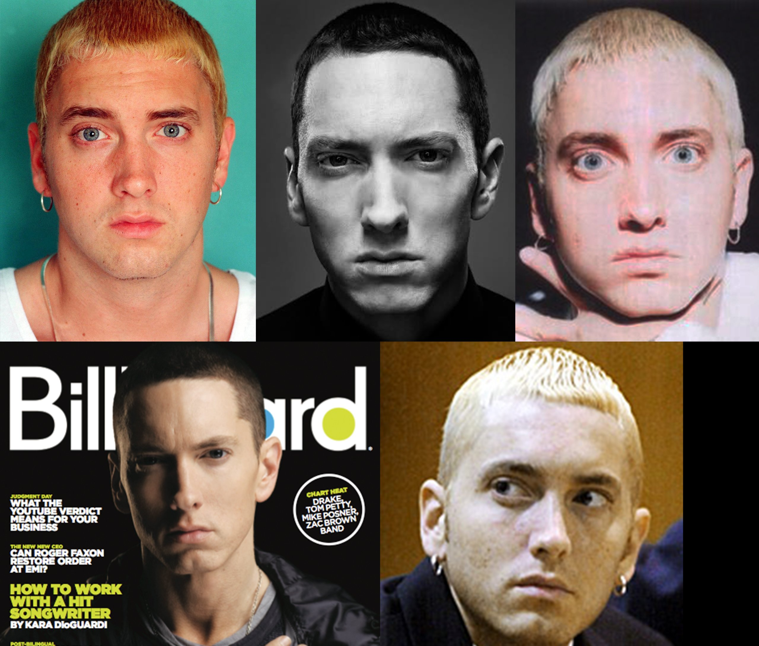 Eminem DIED, Was CLONED and REPLACED : THE HORROR MOVIES BLOG