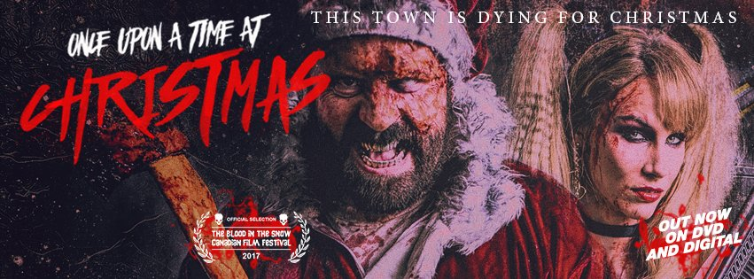 once upon a time at christmas is out now in the uk and tomorrow in the us a jolly good blend of holiday horrors and merry murder this is a film that - Once Upon A Christmas Full Movie