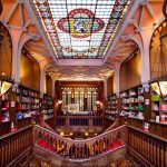 Haunted Livraria Lello Bookstore by Paul Roberts