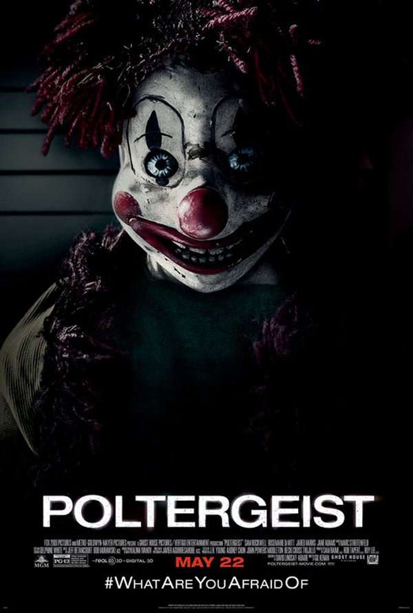 Poltergeist Horror Movie