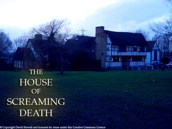 The House of Screaming Death Horror Movie