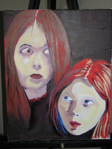 Scary Horror book Novel – Young Blood
