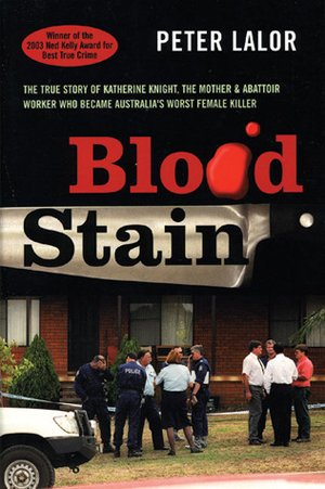 blood stain book
