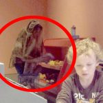 """The Old Hag: Terrifying """"Ghost Photo"""" Captured at Texas' Fort Worth Museum"""