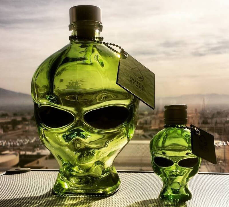 space vodka
