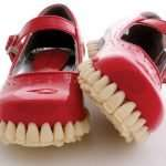 Would you wear these Bizarre shoes and clothing?
