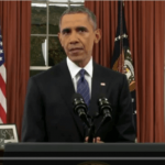 Can You Spot The Grim Skull Revealed In Obama's Address To The Nation?