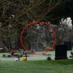 'Ghost On Horseback' Captured In Chilling Graveyard Photo