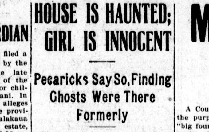 Punchbowl Ghost