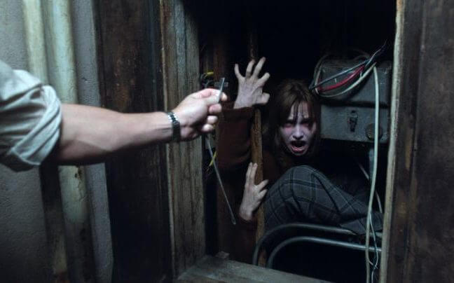 Man dies in cinema while watching The Conjuring 2