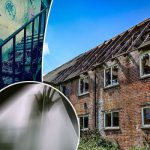 Haunted school in KENT set to be exorcised by a team of real-life GHOSTBUSTERS