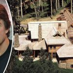 TOM CRUISE is facing a Mission Impossible in trying to sell his magnificent mountain estate… because it is said to be haunted