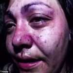 Woman says extreme US 'haunted house' experience left her with horror injuries after she was beaten, tortured and waterboarded in ordeal they recorded and shared online