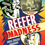 The old horror-propaganda against marijuana