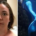 Naked Woman Found Walking On Side Of Road, Wet, With Webbed Feet Claims She Is A Mermaid