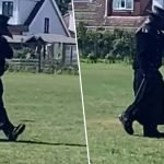 Cops hunt for person wearing creepy 17th-century plague doctor costume