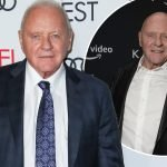 Anthony Hopkins, 82, admits he thinks there's a 'wonderful peacefulness' to death